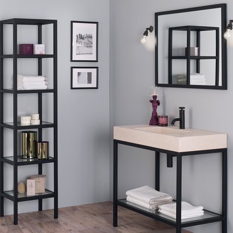 Cube badkamer meubilair